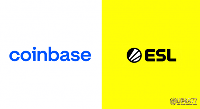 ESL Gaming เปิดตัวเข้าร่วมเป็นพันธมิตรกับ Coinbase